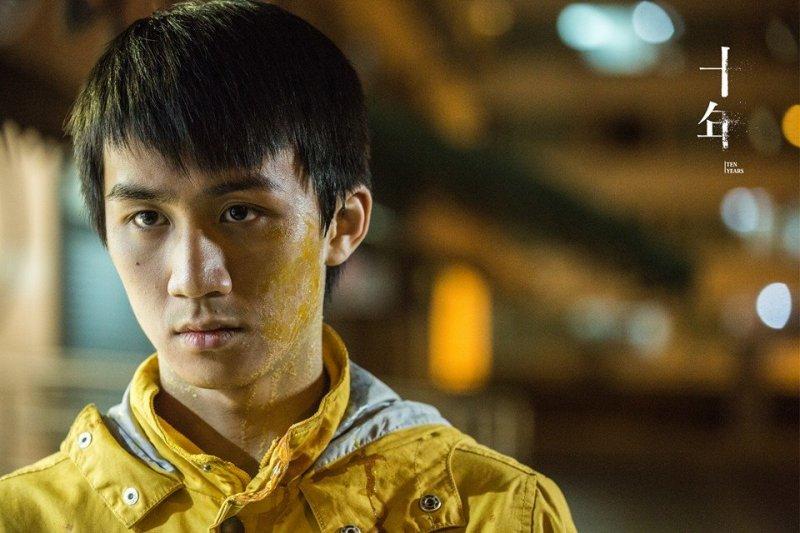 香港電影《十年》劇照。(取自《十年》臉書)