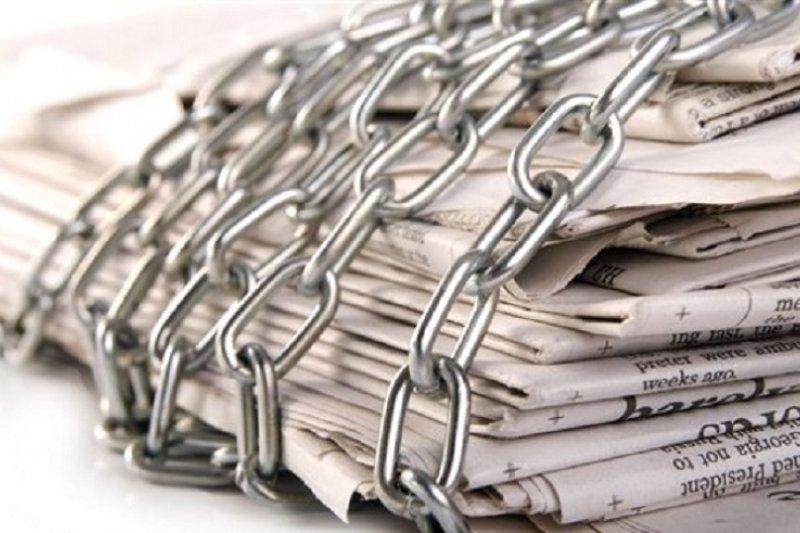 新聞自由當年是中國的「珍稀品」,如今看來亦然。(來源:自由之家)