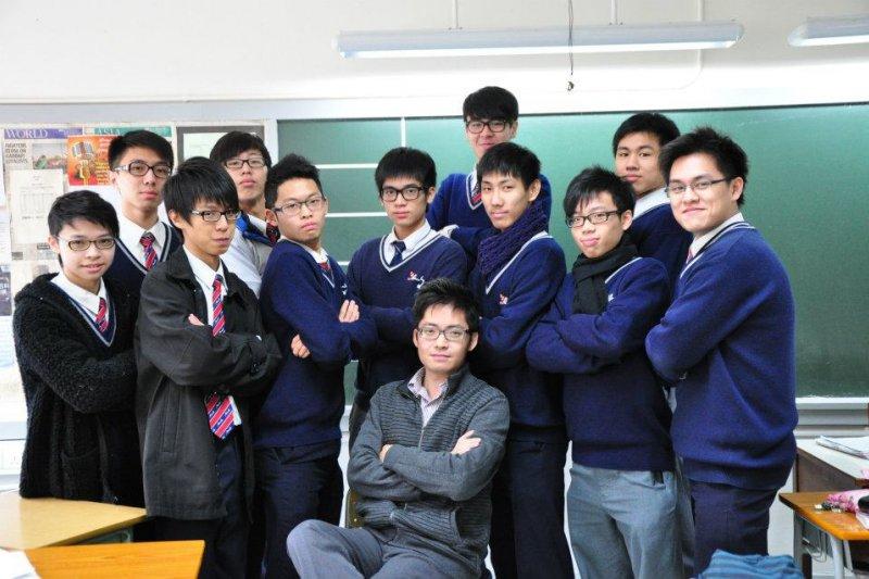 香港學生和老師之間,普遍隔閡相對小。Photo Credit: 雷國威