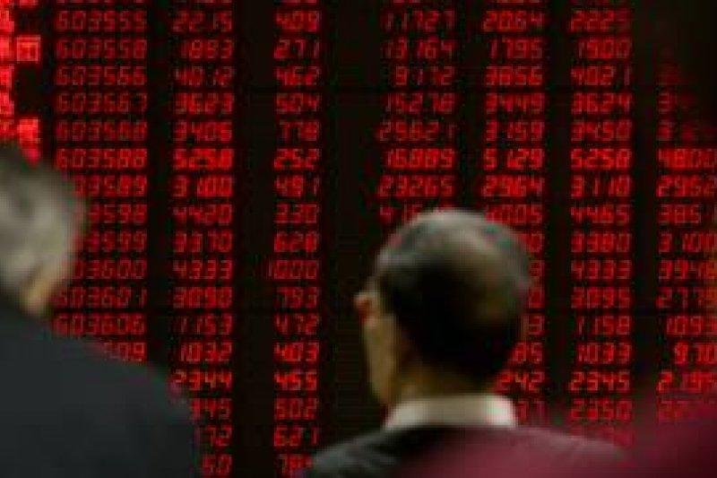 普遍分析認為市場對證監會新領導抱有期望。(BBC中文網)