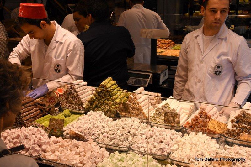 土耳其軟糖是世界上獨樹一格的甜點之一(圖/Tom Ballard@flickr)
