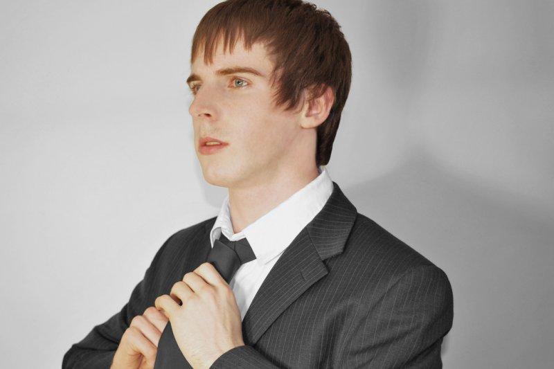 面試時,一定要穿西裝打領帶嗎?(圖/Alex France@flickr)