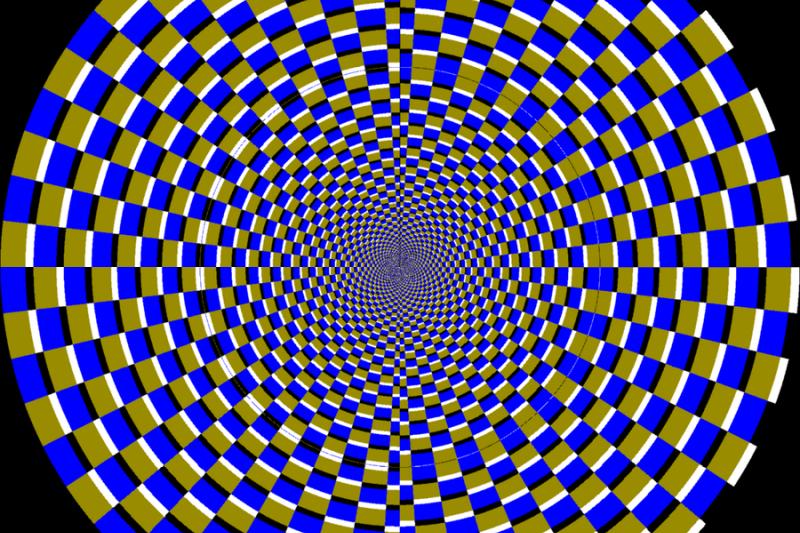 盯著圖片,你看見什麼?