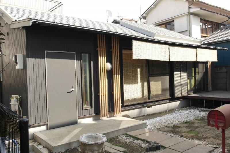 東京都大田區第一間被合法認定的民泊建築(圖/Mr.Asylum)