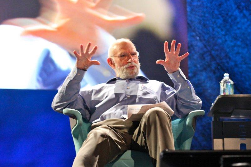 奧利佛薩克斯熱衷傳播醫學臨床知識,曾在TED演說。(圖/Steve_Jurvetson@flickr)