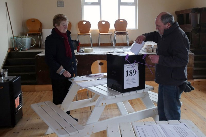 愛爾蘭舉行2016年國會大選(美聯社)