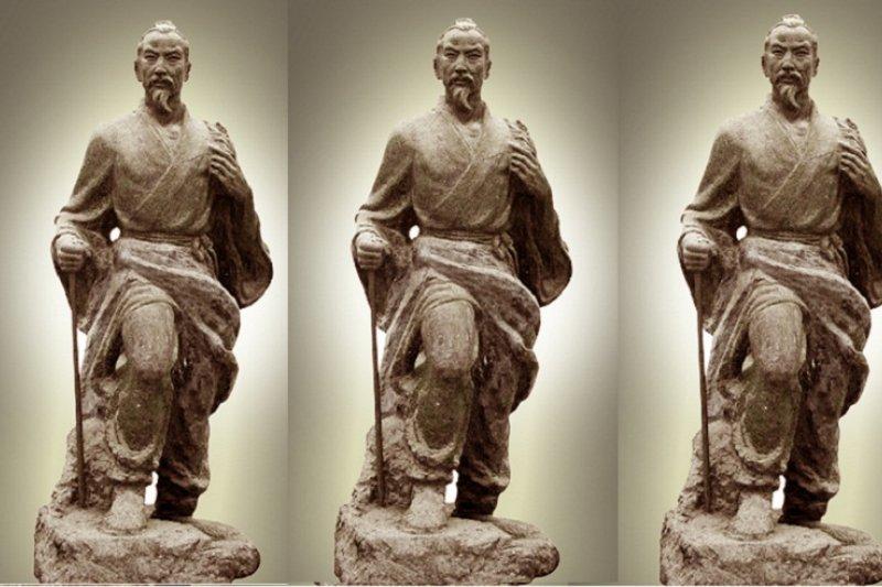 墨子在沈埋二千年後,於現代生活中復活。