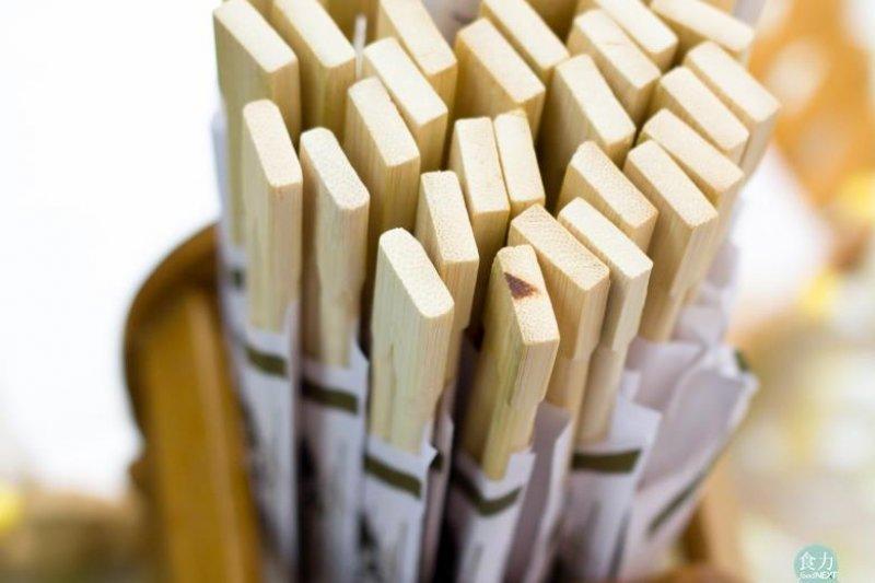 外食難免會用到的免洗筷,用了真的會中毒嗎?(圖/食力foodnext提供)