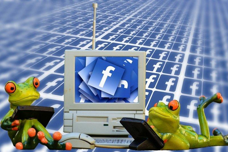 facebook已是行銷人員下廣告預算的主戰場!(圖/Alexas_Fotos@pixabay)