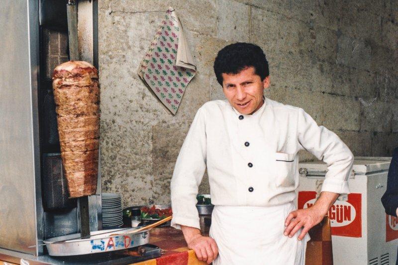 土耳其旋轉烤肉世界聞名(圖/Ron Knight@flickr)