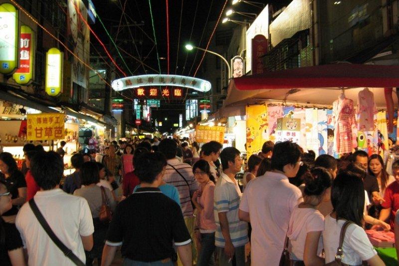 通化街夜市。(台北市電影委員會官網)