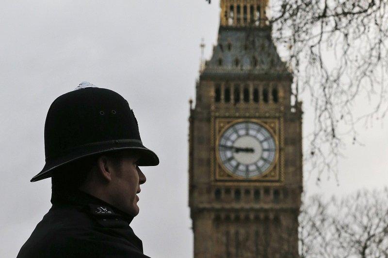 黃彰輝將英國視為「第二故鄉」,在這體會生活於日本人與中國人統治下的台灣,所無法感受的「自由」。圖為倫敦國會廣場。(資料照,美聯社)