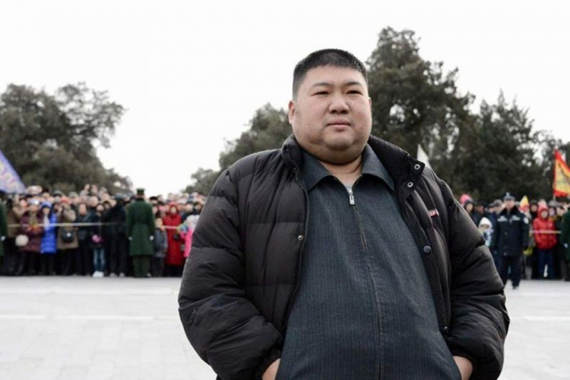毛澤東的孫子毛新宇已擔任政協委員8年。(取自推特)