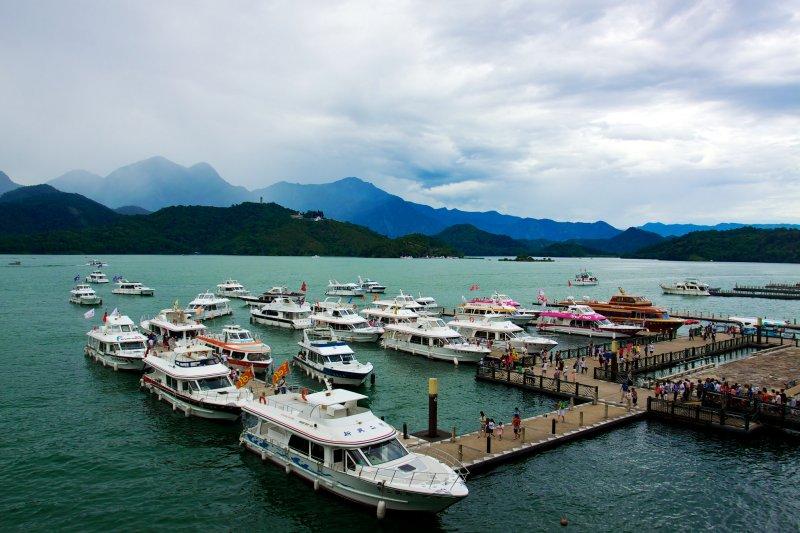 目前中國遊客到台灣旅遊所帶來的利益並沒有分享到多數人,反而還是集中在少數人的手上(圖/Randy Yang@flickr)