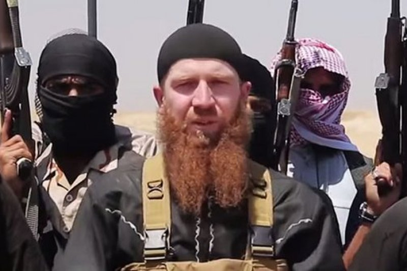 美國國防部發表聲明,可能擊斃伊斯蘭國軍事領袖。(圖/取自推特)
