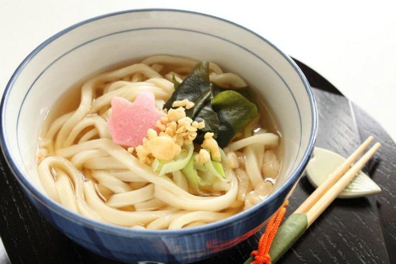 烏龍麵湯頭還有分東京、大阪口味!