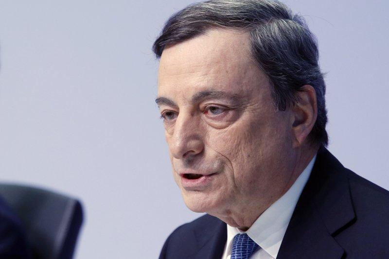 歐洲央行總裁德拉吉(Mario Draghi)(美聯社)