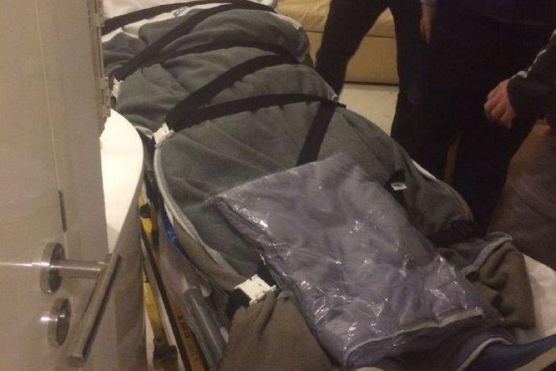 「反台獨」藝人黃安在中國罹患心臟病,回台灣就醫。(資料照片/圖片取自黃安微博)