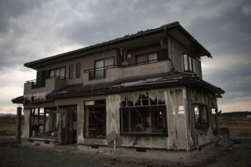 儘管311地震發生已屆滿5年,日本福島居民仍因輻射量過高而有家歸不得。(取自推特)