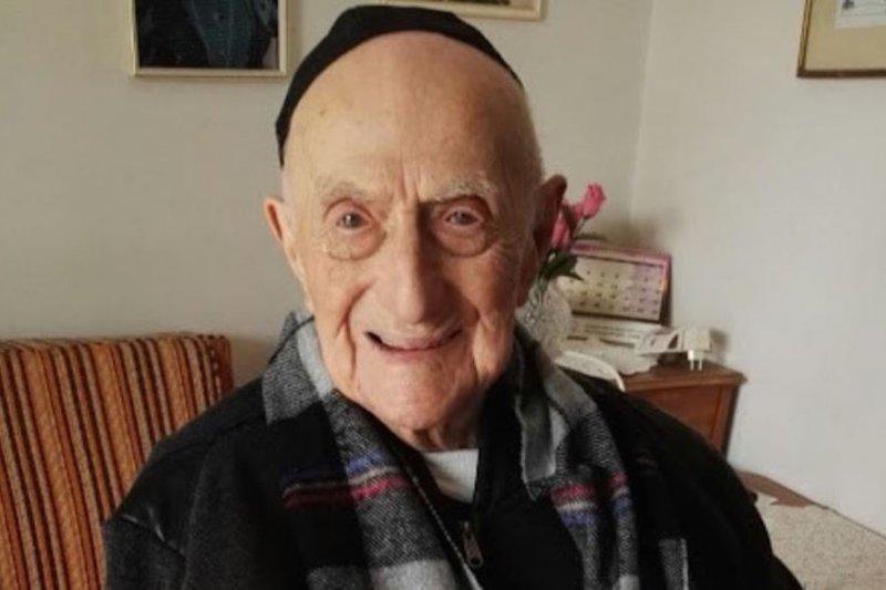 高齡112歲的克里斯塔爾。(翻攝網路)