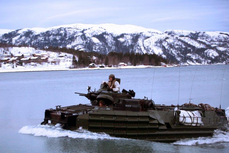 美國海軍陸戰隊(取自美國海軍陸戰隊官網)
