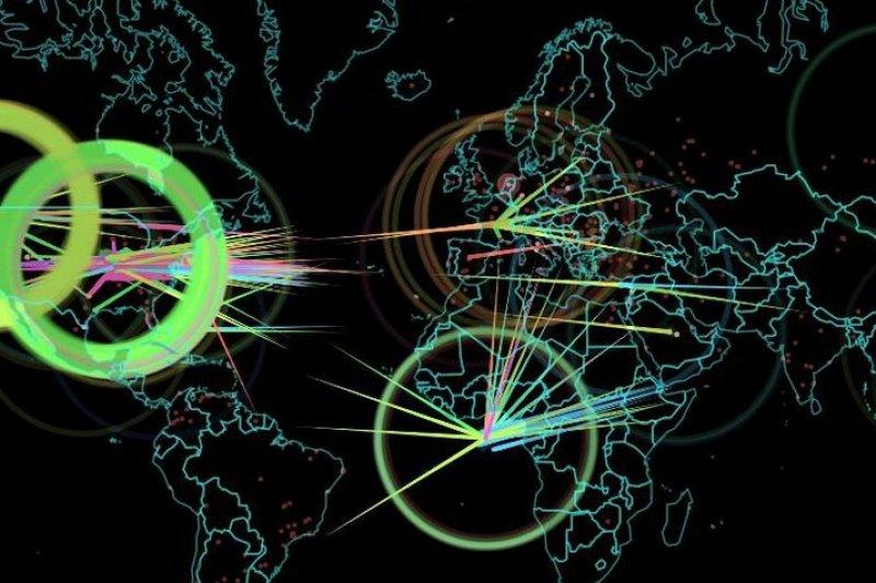 在區塊鏈上建立的虛擬貨幣主權能否作為金融超限戰的武器?(胡一天提供)
