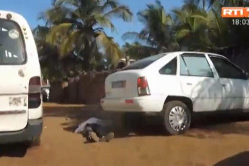象牙海岸知名渡假勝地大巴薩姆13日發生恐怖攻擊。(美聯社)