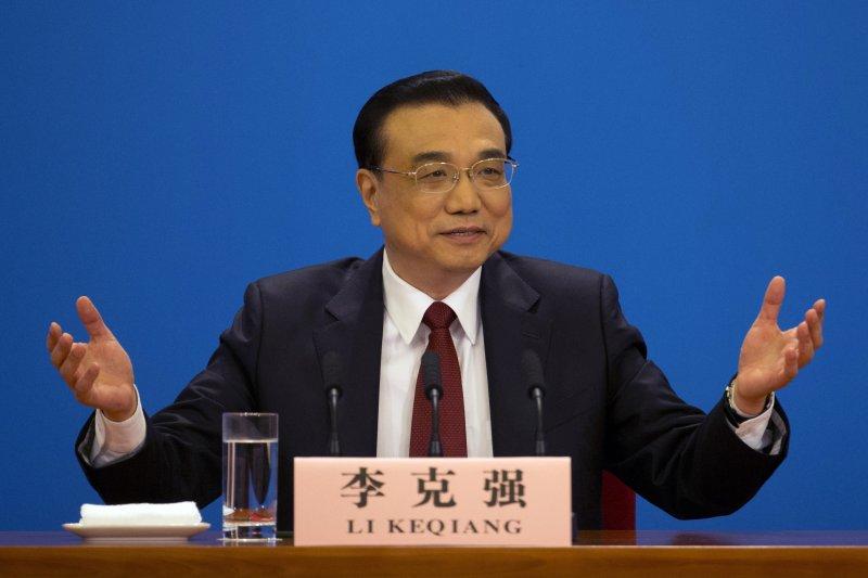 中國國務院總理李克強(美聯社)