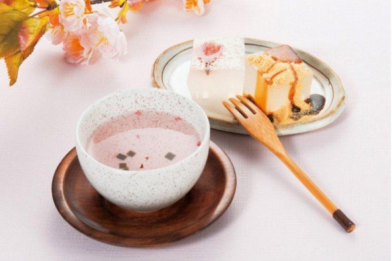 「葛櫻餅」是日式甜點的顏值代表!