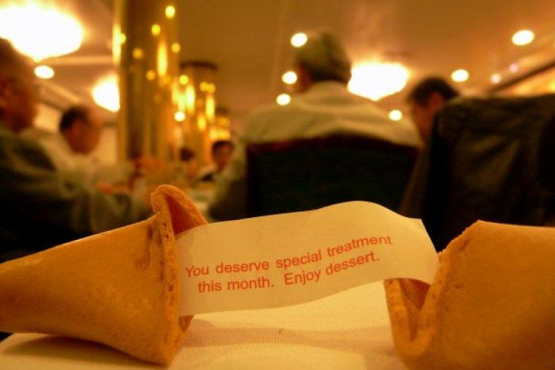 外國人常在中國餐廳吃到的fortune cookie,其實不是中國人發明的!(圖/kimkubrick@flickr)