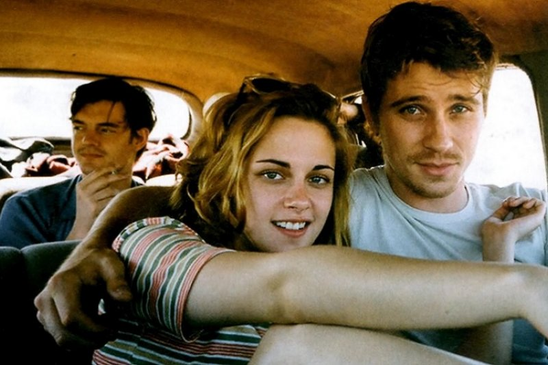 《浪蕩世代》(on the road)電影劇照。