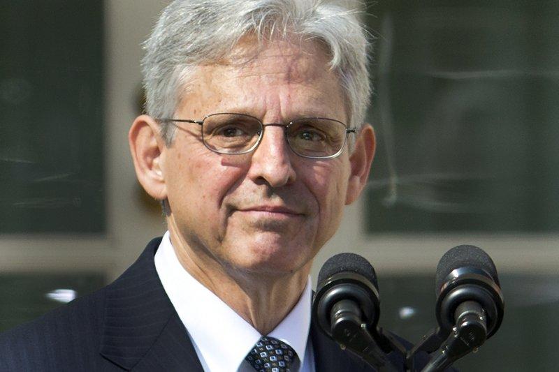 嘉蘭德(Merrick Garland)16日被歐巴馬提名為美國聯邦最高法院(SCOTUS)大法官(美聯社)