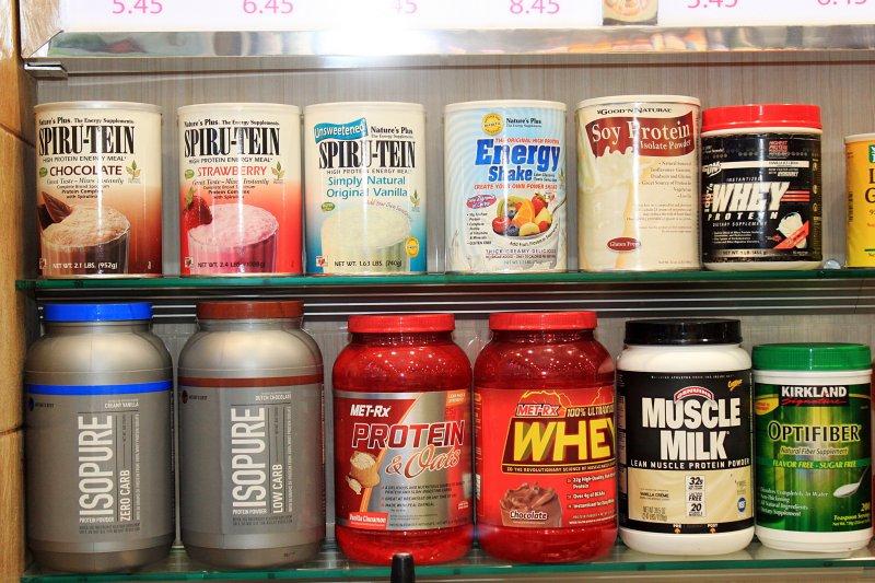 為了增長肌肉,你會補充高蛋白質營養品?(圖/East Midtown@flickr)