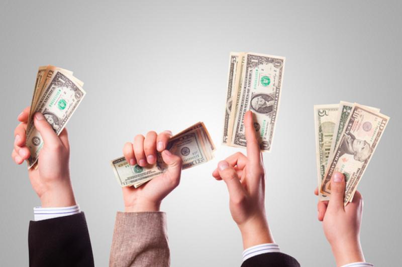 錢是無辜的,但人是複雜的。(圖/Flickr)