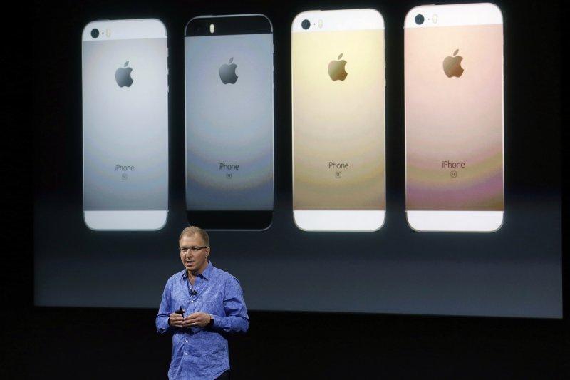 蘋果主要產品要加徵關稅,對台灣可能產生相當的影響。(資料照片,美聯社)