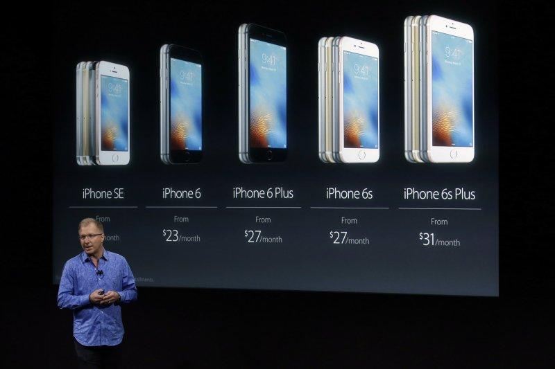 蘋果發表會,iPhone。(美聯社)