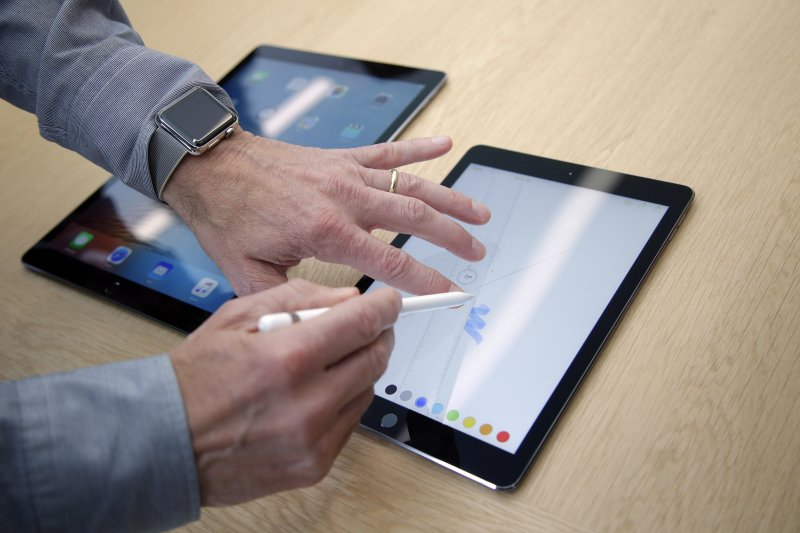 蘋果iPad。(美聯社)
