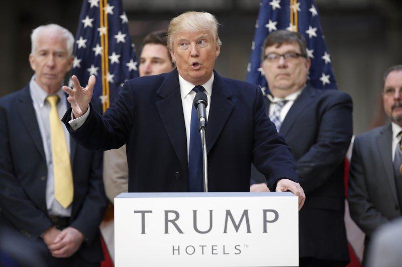 川普(Donald Trump)(美聯社)