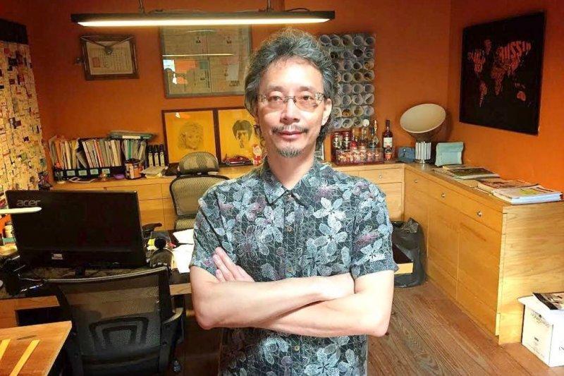 集建築與設計於一身的劉傳先生,他所探討的建築及設計就是以大自然為主。(圖/水風提供)