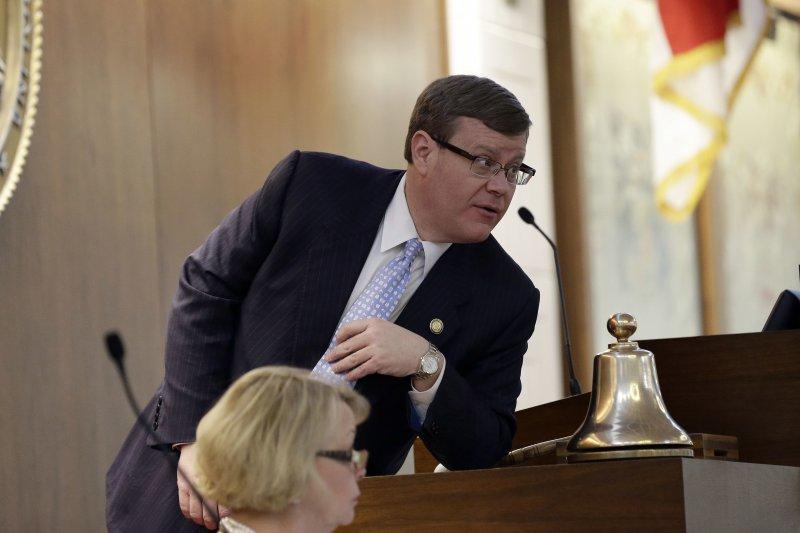 美國北卡羅萊納州決議,否決了反歧視法令。(圖/美聯社)