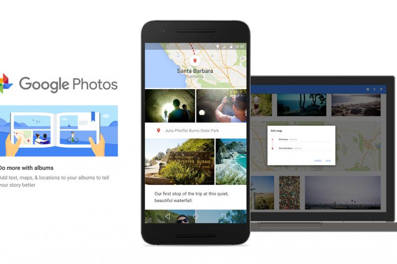 隨手拍了許多照片,卻從來沒整理過?Google幫你!(圖/Google Official Blog)