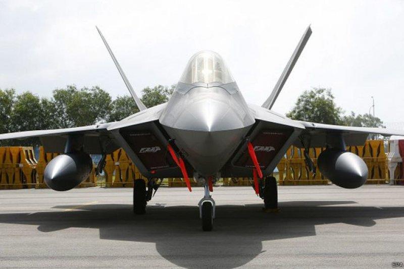蘇斌被指盜竊包括美軍F-35戰機資料的軍事情報。(BBC中文網資料圖片)
