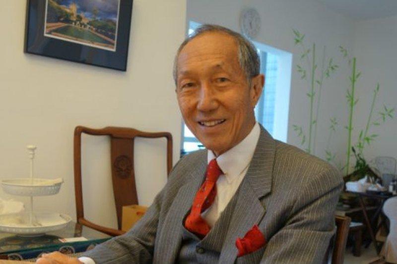 林中斌曾任國防部軍政副部長、陸委會副主委以及國安會諮詢委員。(BBC中文網)