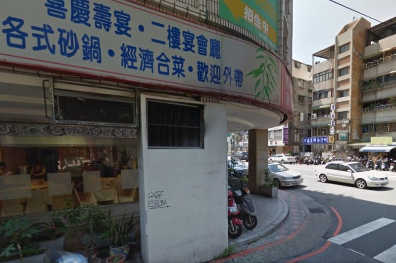內湖女童命案發生地點(Google街景)