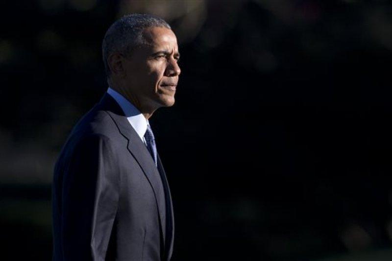 歐巴馬29日推動新政策,對藥物成癮者積極給予治療。(圖/美聯社)