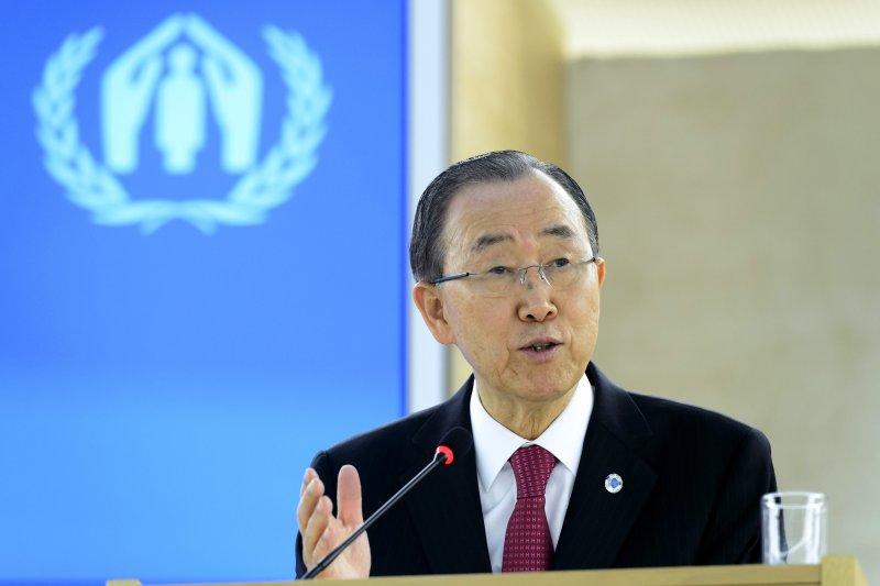 過去一直都是「黑箱作業」的聯合國秘書長選拔,今年將舉辦政見辯論。(圖/美聯社)