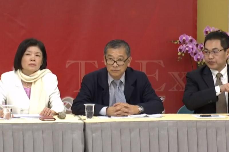 解盲爭議不斷,浩鼎董事長張念慈出面說明。(視頻截圖)