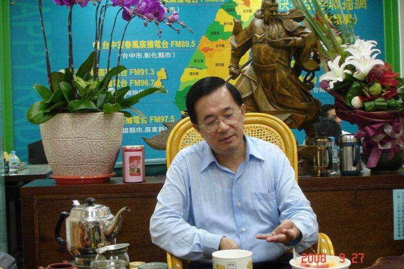 陳水扁(陳致中臉書)