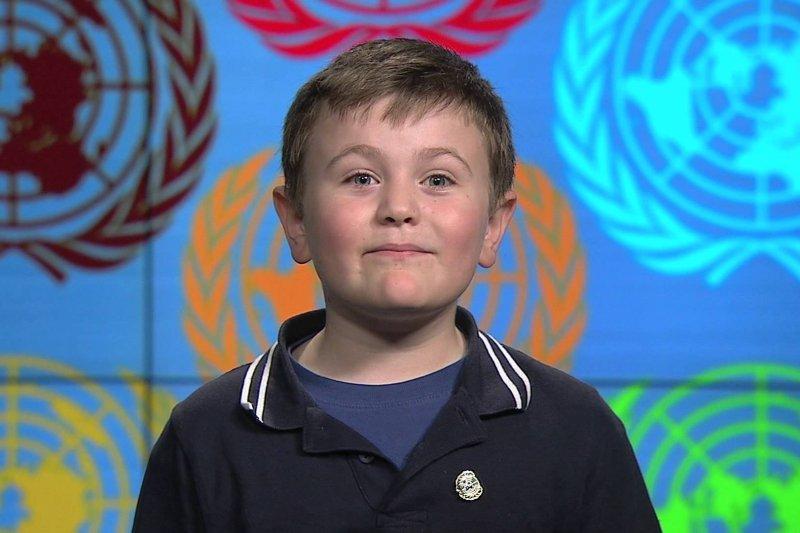4月2日,世界關懷自閉症日(取自YouTube)