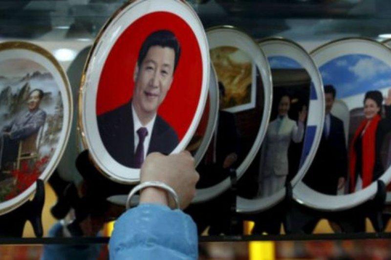 中國出現對習近平的個人崇拜?(BBC中文網)